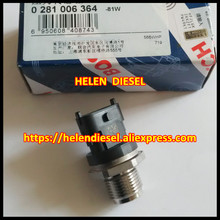 100 original and New 0281006364 0 281 006 364 Pressure Sensor 55195078 9S519 G756 AB 9S519