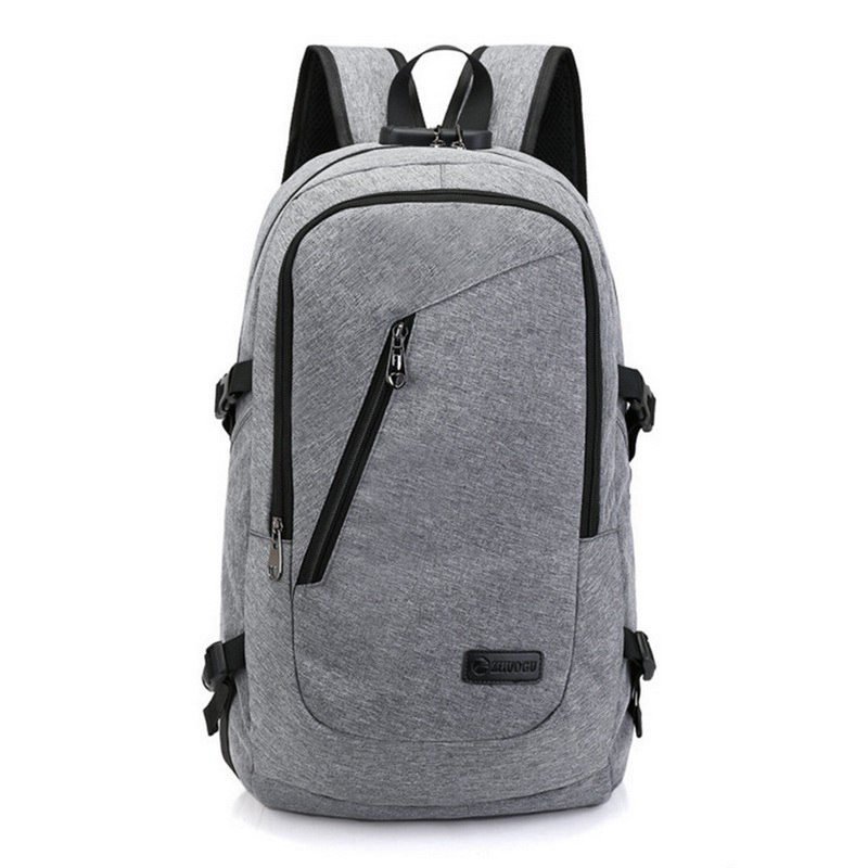 Litthing Multifunction Usb Charging Men Laptop Backpacks For Teenager Fashion Male Mochila Leisure Business Travel Backpack