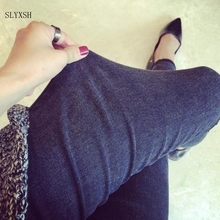 Clothing Jeans Pants Trousers Pregnant-Clothes SLYXSH for Prop Hot-Sale Women New-Fashion