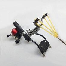 การล่าสัตว์ตกปลาSlingshotยิงCatapult Bow Arrow Bow Sling Shot Catapult Crossbow Boltยิงปลา2019ใหม่