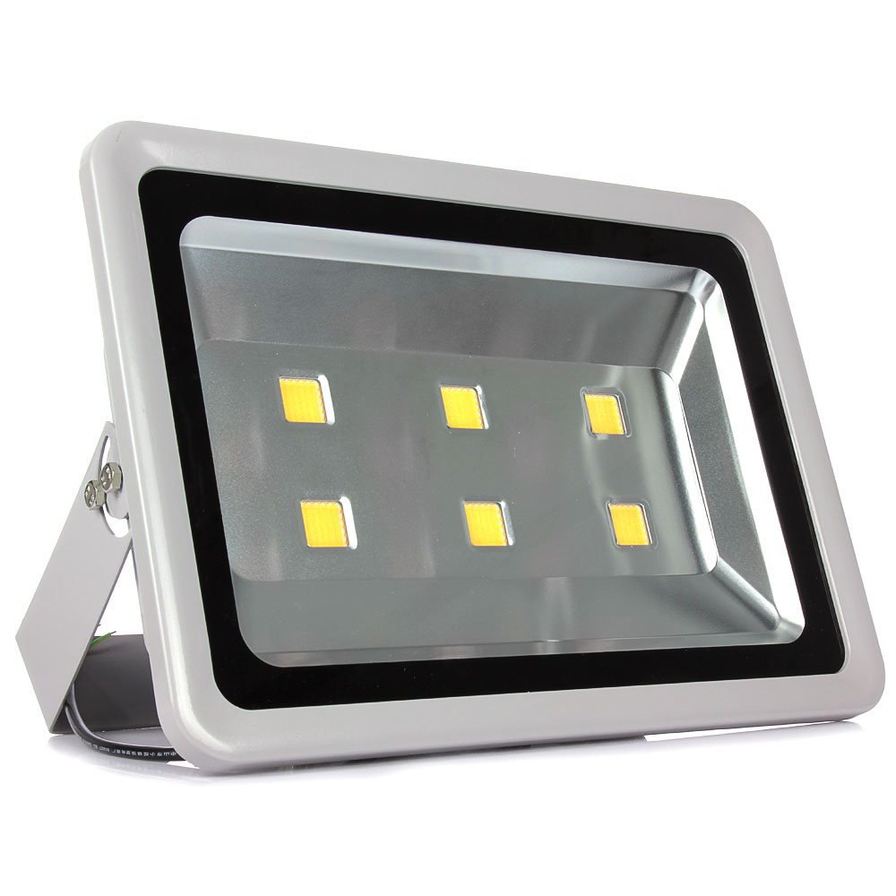 Led Flood Light 200W 300W AC85-265V Refletor Led Floodlight Projector Led exterior Spotlight Outdoor lighting Outside IP65 refletor led sensor light flood projecteur focos led 220v exterior outdoor lighting reflector 50w pir motion outdoor spotlight