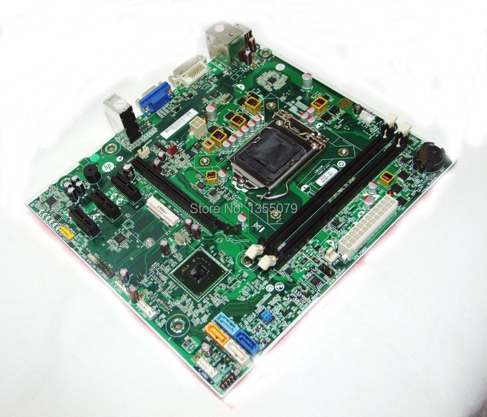 H-CPUERTN02-H61-UATX 642201-001 657002-001 Desktop Motherboard For H61 B3 1155 Tested Working