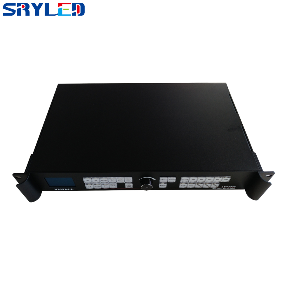 VDWALL LVP605S светодиодный видео процессор без светодиодный отправки карты светодиодный Аренда Экран видео процессор
