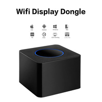 2019 5.8Ghz Wireless WiFi Display Dongle Receiver 1080P HD TV Stick Airplay Media Streamer Adapter Media for Android TV stick