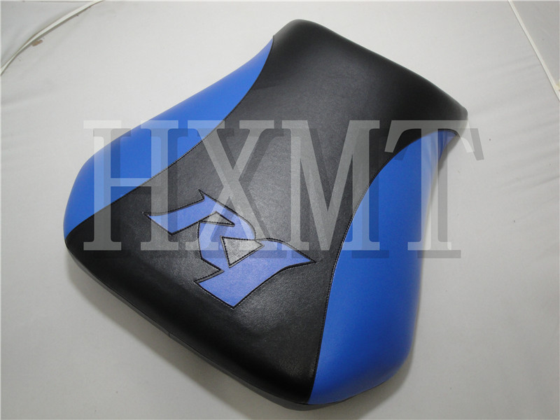 For Yamaha YZF 1000 R1 2002 2003 Black And Blue Motorcycle Front Driver Rider Seat Cushion Pillow Pad