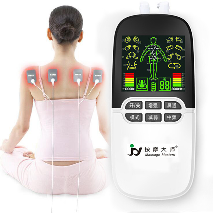 цены Both Output Organ And Collateral Channels Physiotherapy Instrument Household Charge Massage Master
