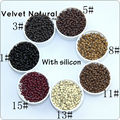 500pcs silicon nano rings for nano ring hair extensions smallest micro rings with silicon for nano ring hair extension