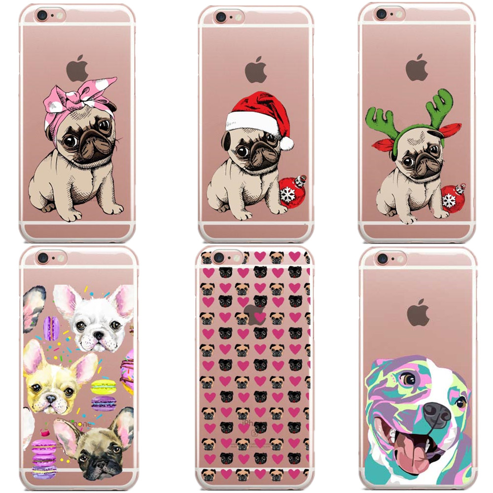 Cartoon Pugs iPhone Cases & Covers - redbubble.com