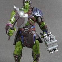 New arrivel Thor III Avengers The Hulk Interactive Electronic Action Figure loos