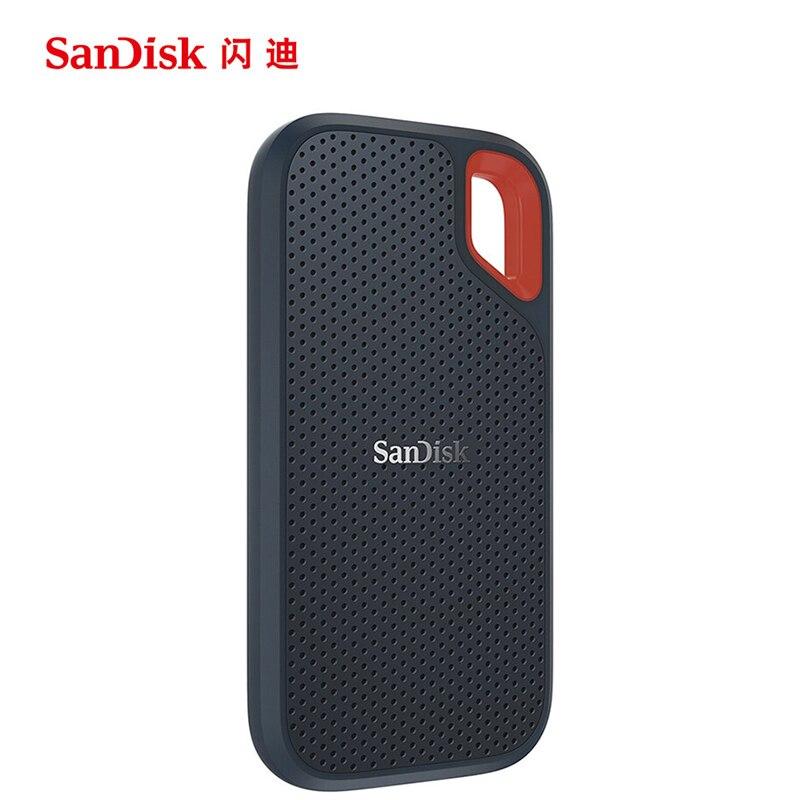 SanDisk Portable SSD USB Type C 250GB 500GB External hard drive external ssd 1tb 500M/S for Laptop Desktop PC Computer 3
