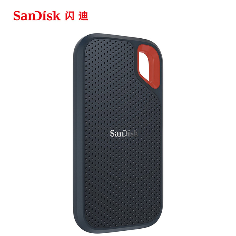 Image 4 - SanDisk Portable SSD USB Type C 250GB 500GB External hard drive external ssd 1tb 500M/S for Laptop Desktop PC Computer-in External Solid State Drives from Computer & Office
