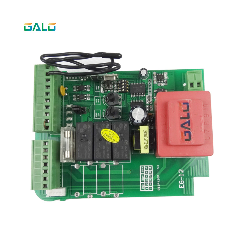 Image 3 - Sliding gate opener motor control unit PCB controller circuit board electronic card for KMP series-in Access Control Kits from Security & Protection