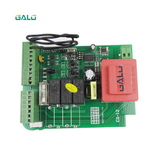 Image 3 - Sliding gate opener motor control unit PCB controller circuit board electronic card for KMP series
