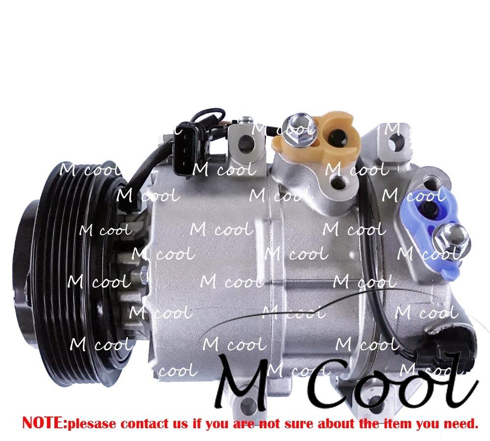 Авто AC кондиционер компрессор для hyundai IX35 2,0 4WD Spotage 2009 AC компрессор 2010 2,0 97701-2S500 977012S500