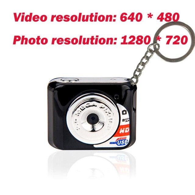 Бесплатная Доставка Красный Черный Видеокамеры Веб-Камера Крошечный Брелок Карманные Игрушки Скрытая Камера Аудио-Рекордер