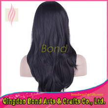 Natural Straight Unprocessed Virgin Front Lace Wig Glueless Peruvian Virgin Human Hair Full Lace Wig For Black Women
