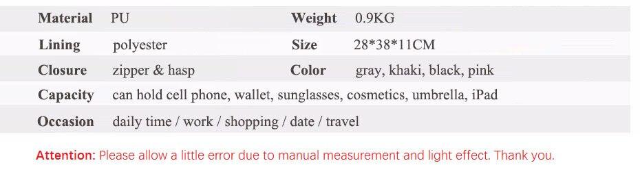 MJ Women Leather Backpack Female PU Leather Travel Bag Large Solid Color Travel Backpack Big School Bag for Teenage Girls (40)