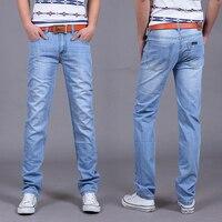 Gran venta primavera Verano jeans Utr Delgada Envío Libre 2017 hombres jeans de moda menpants ropa nueva marca de moda