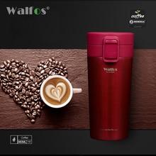 ФОТО Stainless Steel Tumbler Thermocup Coffee Mugs 380ml Thermos  Insulation tea Water Bottle Travel Mug  Flasks