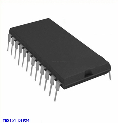1pcs/lot YM2151 YM 2151 DIP-24 In Stock