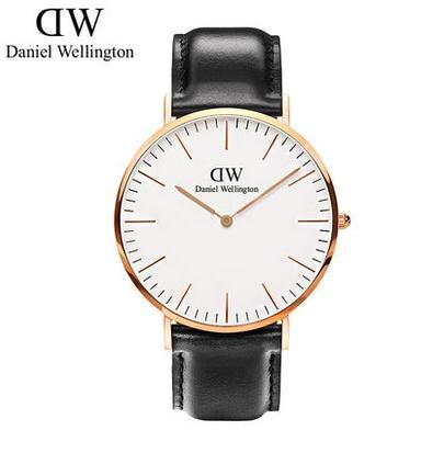 958494d745af New brand DW watch men and women with quartz watch men 40mm packet mail  Belt Watch
