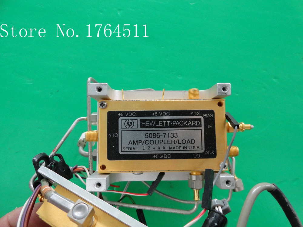 [BELLA] Original5086-7133 AMP/COUPLER/LOAD 5V SMA