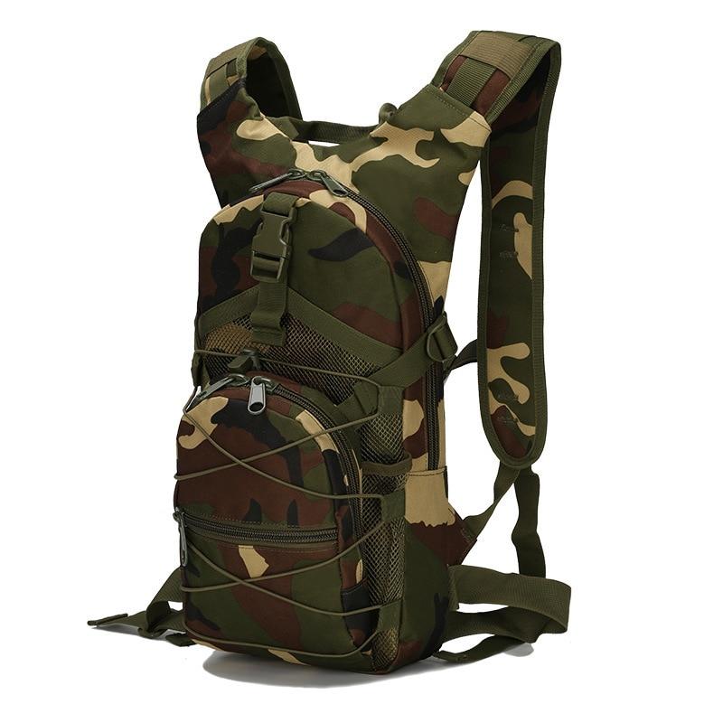 2019 წყალგაუმტარი Cylcling Molle Backpack 30l - ზურგჩანთა - ფოტო 1