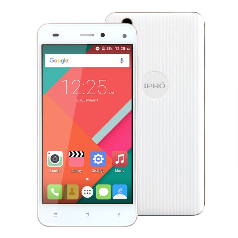 IPRO More 5 0 3G Smartphone Android 5 1 1GB 8GB 5 0 Inch Screen Quad