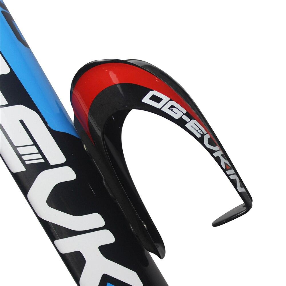 OG EVKIN 32g Carbon Mountain Bike Bicycle Water Bottle Cage Holder Ud Matte New