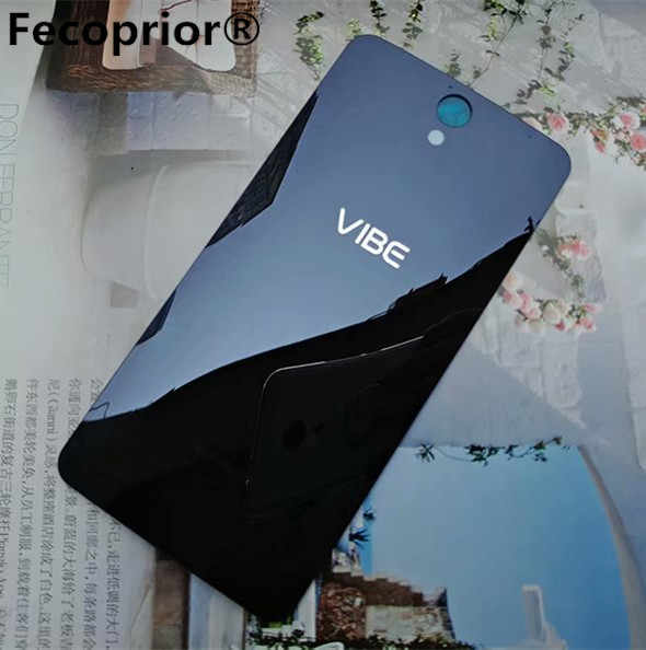 S1a40 Original Housing For Lenovo Vibe S1 A40 Glass Battery Back Cover Mobile Phone Replacement Parts Case