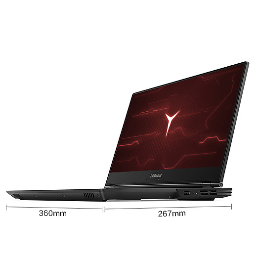 Lenovo Y7000 Gaming Laptop With 9th Gen Core i7-9750H All Electronics Laptops Lenovo color: BLACK