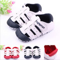 New Boy Girl Baby Summer Shoes Not Peep-toe Breathable PU Baby Sandals//