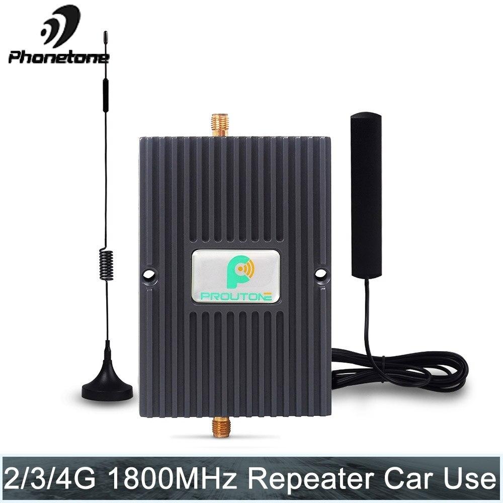 100% Original téléphone portable GSM répéteur 4G 2G LTE 1800 MHz DCS gsm 45dB téléphone portable Signal amplificateur Kit pour voiture camion utilisation