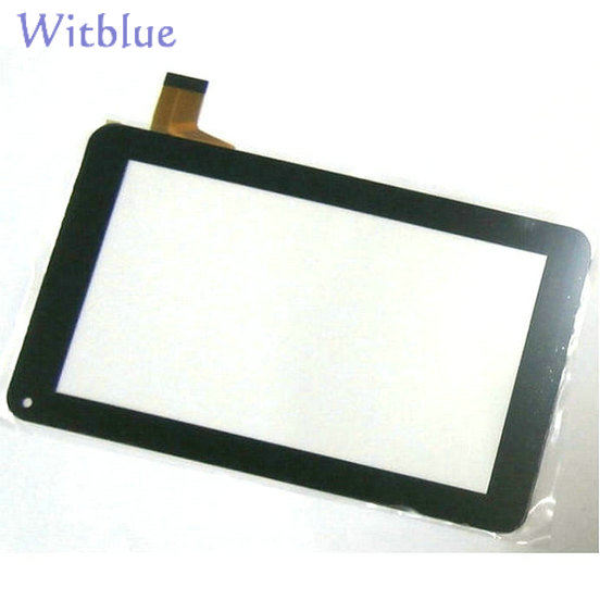 Free Film + New For 7 Irbis TX01 3G Tablet touch Screen Touch Panel Glass Digitizer Sensor Replacement Free Shipping