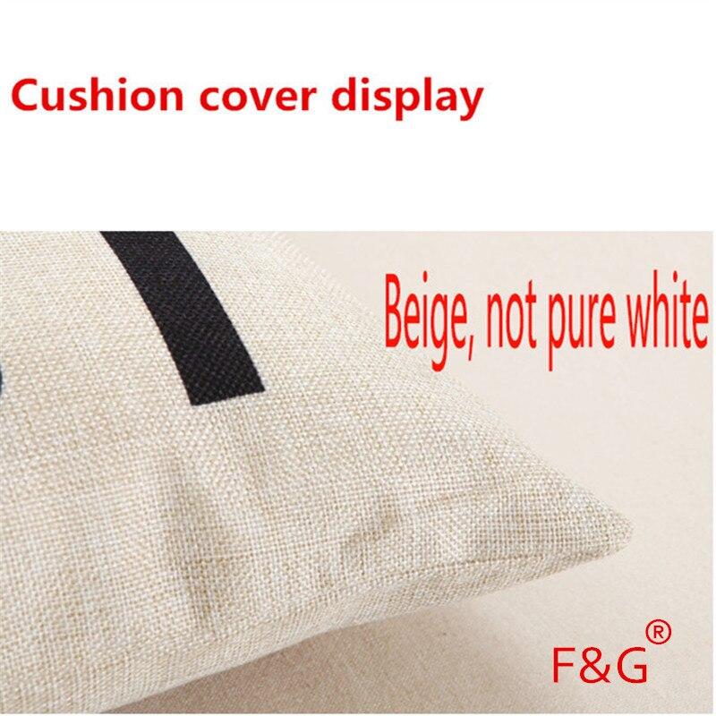 45x45cm Cotton Linen Cushion Cover Retro Vintage Franch Paris Eiffel Tower Pillow Cover Car Sofa Throw Pillowcase Home Decor in Cushion Cover from Home Garden