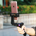 Multi-Use Handheld Stabilizer Pistol Hand Grip Live Streaming Mount for Twitter/Periscope Video Recording for iPhone Smartphone