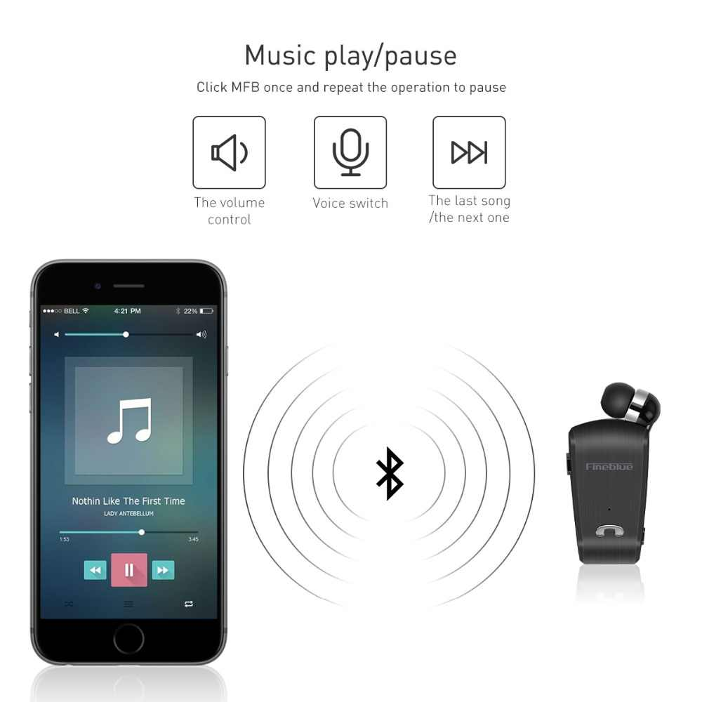 Detail Feedback Questions About Fineblue L18 Mini Wireless Business