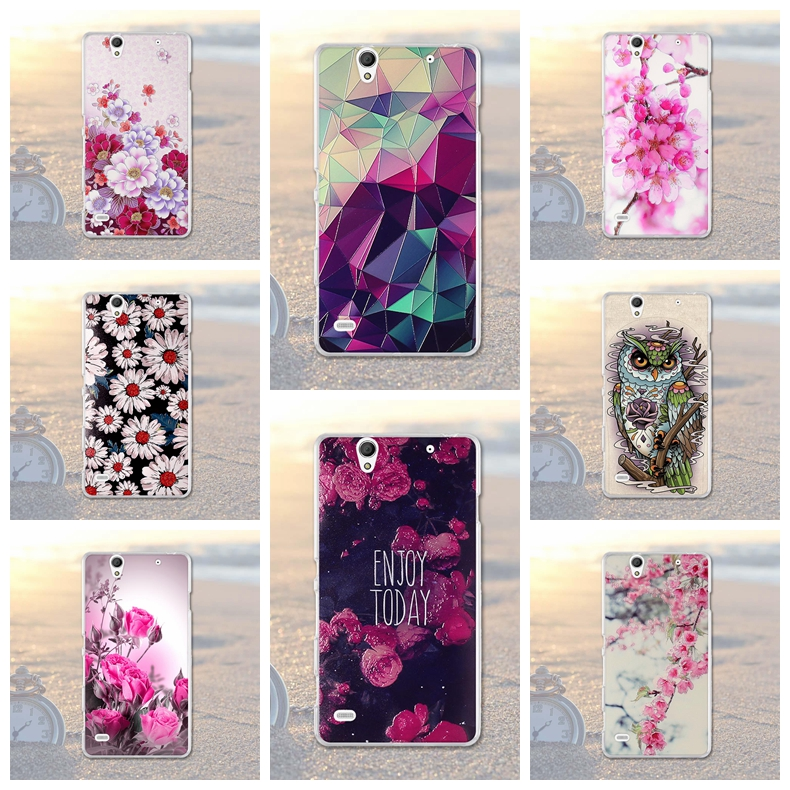 Case For Sony Xperia C4 Dual E5333 E5306 E5303 E5353 E5343 E5363 Case Soft Silicone Back Cover For Sony Xperia c4 C4 Phone Cases