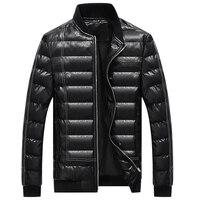 צבעי אופנה Mens מעילי מותג PU מעילי גבר צעיר קט גברים באיכות בגדים למעיילי גברים מיובא סין C1554