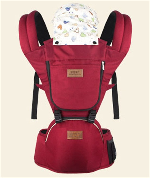 0-30 months hot sell comfort and most popular baby carriers ,Breathable Multifunctional ergonomic infant Four Season kid sling