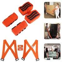 Heavy Furniture Forearm Forklift Lifting Moving Straps Cradle Belt Shoulder Aid