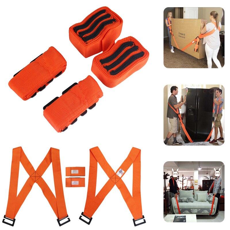 Heavy Furniture Forearm Forklift Lifting <b>Moving</b> Straps Cradle Belt ...