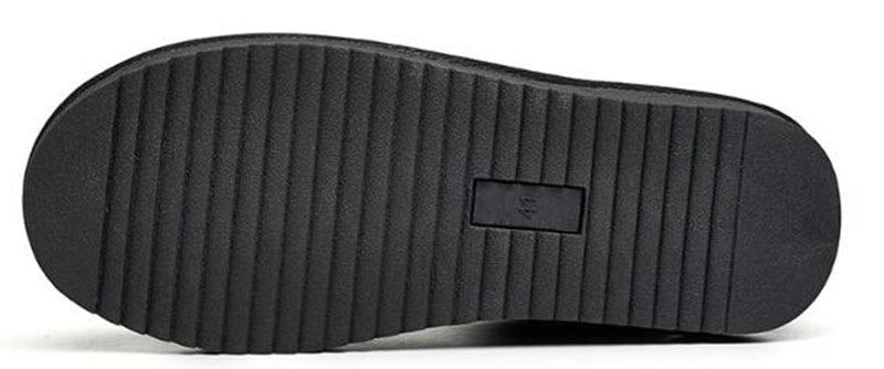 Moda designer de inverno botas com sapatos