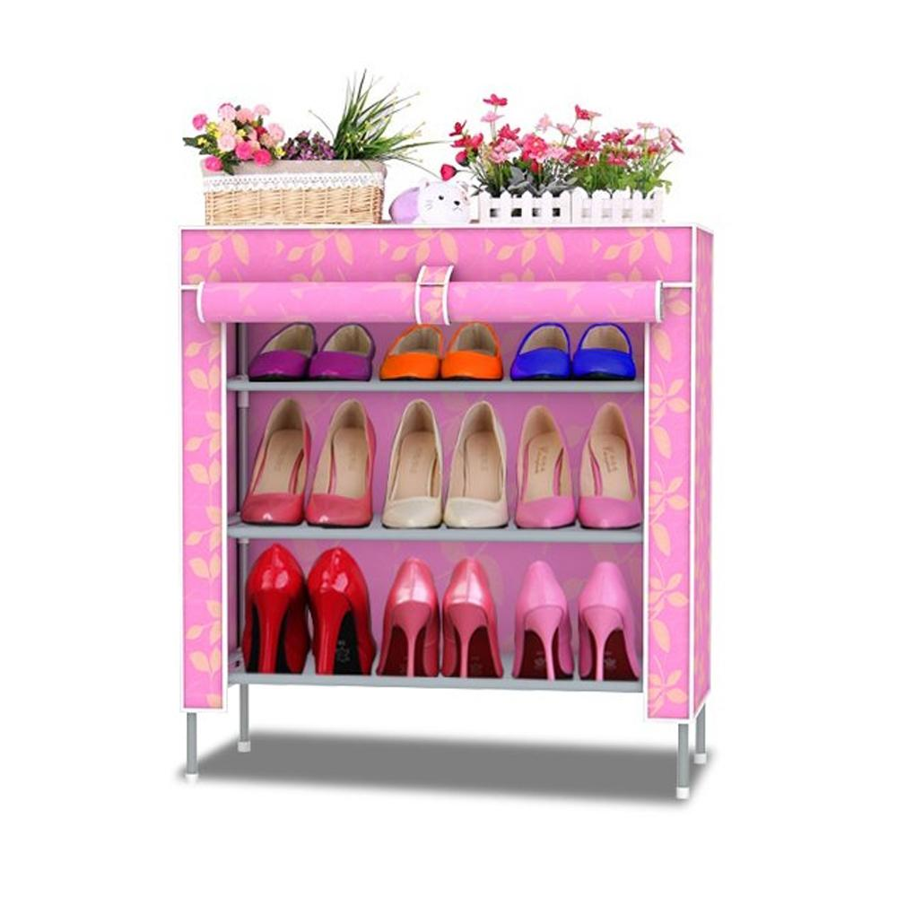 Shoe Racks Non Woven Fabrics Furniture Shoe Cabinet Shoe Storage Mueble Zapatero Shelf For Shoes