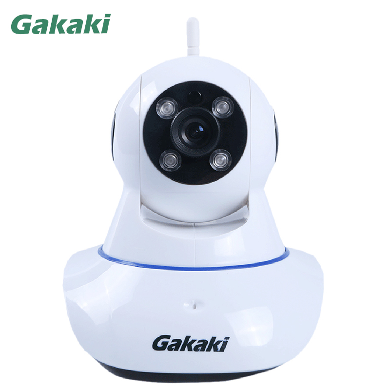 Gakaki Mini 960P Wireless HD IP Camera Wifi Smart IR-Cut Night Vision Baby Monitor Surveillance Onvif Network CCTV Security Cam цена