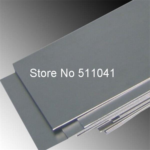 10 pièces Gr5 titane alliage 6al4v gr5 plaque Ti Titan Gr.5 Gr5 Grade 5 Platte feuille 3x100x100mm livraison gratuite