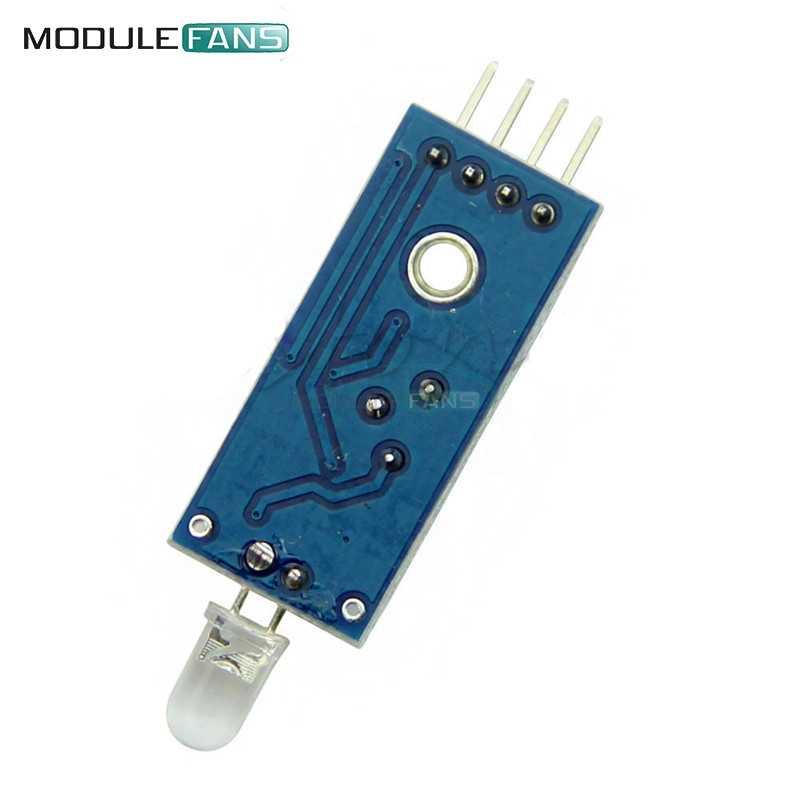 Module de capteur de lumière LM393 3.3V 5V pour Arduino Raspberry pi sortie de commutation numérique détection de niveau de lumière