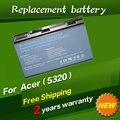 5200 mah bateria para acer extensa 5220 5235 5620 5630 7620 TravelMate 5320 5520 5720 5730 7720 7520 6592 TM00741 TM00751 GRAPE32