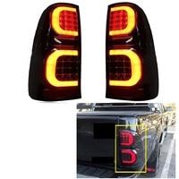 Светодиодный фонарь заднего хода лампа FIT фот HILUX VIGO 2012 2014 CAR светодиодный задние тормозные огни лампа черное освещение автомобиля ACCESSIRIES авт