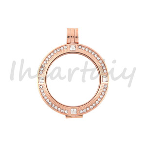 """Image 4 - """"PRESELL PRODUCT"""" 316L Stainless Steel 35MM My Coin Holder Frame  Pendant Necklace fit 33mm Deluxe Coin Disc 2017 New"""